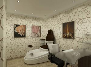 решения педикюрного кабинета 300x223 - Готовые решения педикюрных кабинетов