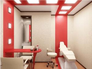 педикюрный кабинет 300x226 - Готовые решения педикюрных кабинетов