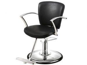 кресло SLIM LINE 300x225 - Из чего складывается стоимость парикмахерского кресла? Как выбрать и на чем сэкономить?