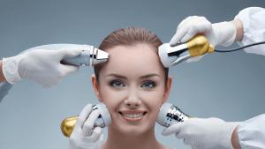 Применение косметологических аппаратов