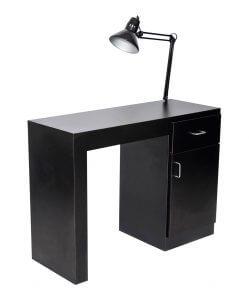 для маникюра с лампой 249x300 - Выбираем маникюрный стол. Главный элемент рабочего пространства мастера по маникюру
