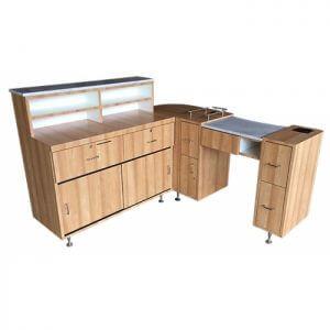 столы для маникюра 300x300 - Выбираем маникюрный стол. Главный элемент рабочего пространства мастера по маникюру