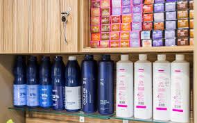 лаборатории для салона красоты - Лаборатории и шкафы для парикмахерской и салона красоты