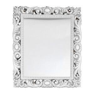 в багетной раме 300x300 - Парикмахерские зеркала. Виды, расположение в салоне и производители