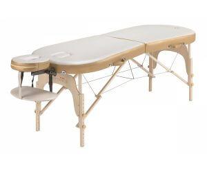 кушетка ANATOMICO DOLCE 300x250 - Виды, свойства и применение массажных столов и кушеток