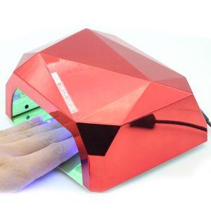 LED лампа для ногтей 300x300 - УФ и Led лампы. Обзор моделей и производителей