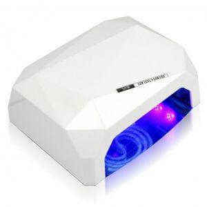 LEDCCFL Diamond лампа для ногтей 300x300 - УФ и Led лампы. Обзор моделей и производителей