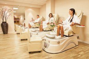SPA-кресло для педикюрного кабинета