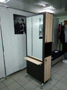 Sanbo Centrale Италия 225x300 - Парикмахерские зеркала. Виды, расположение в салоне и производители