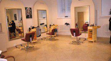 Освещение парикмахерского зала