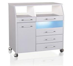 шкаф 300x269 - Педикюрные тумбы. Обзор моделей и производителей
