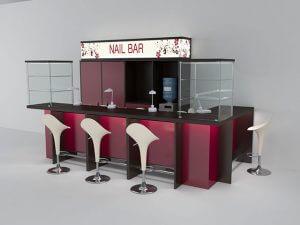 nejl bar 1 300x225 - Готовые решения для маникюрного кабинета