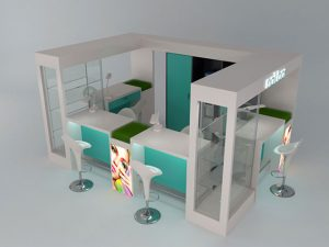 nejl bar 3 300x225 - Готовые решения для маникюрного кабинета