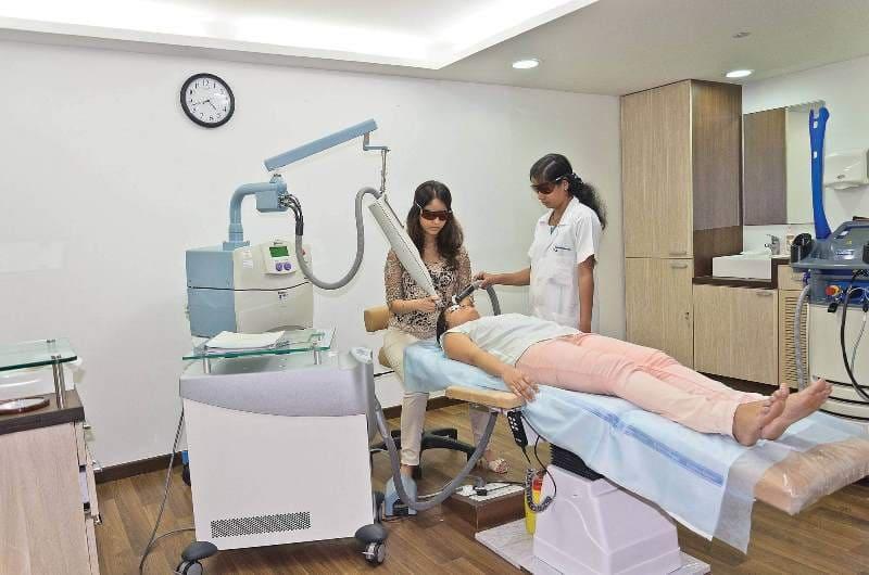 Косметологическое оборудование для различных процедур