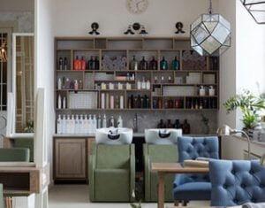 и шкафы для салона красоты - Лаборатории и шкафы для парикмахерской и салона красоты