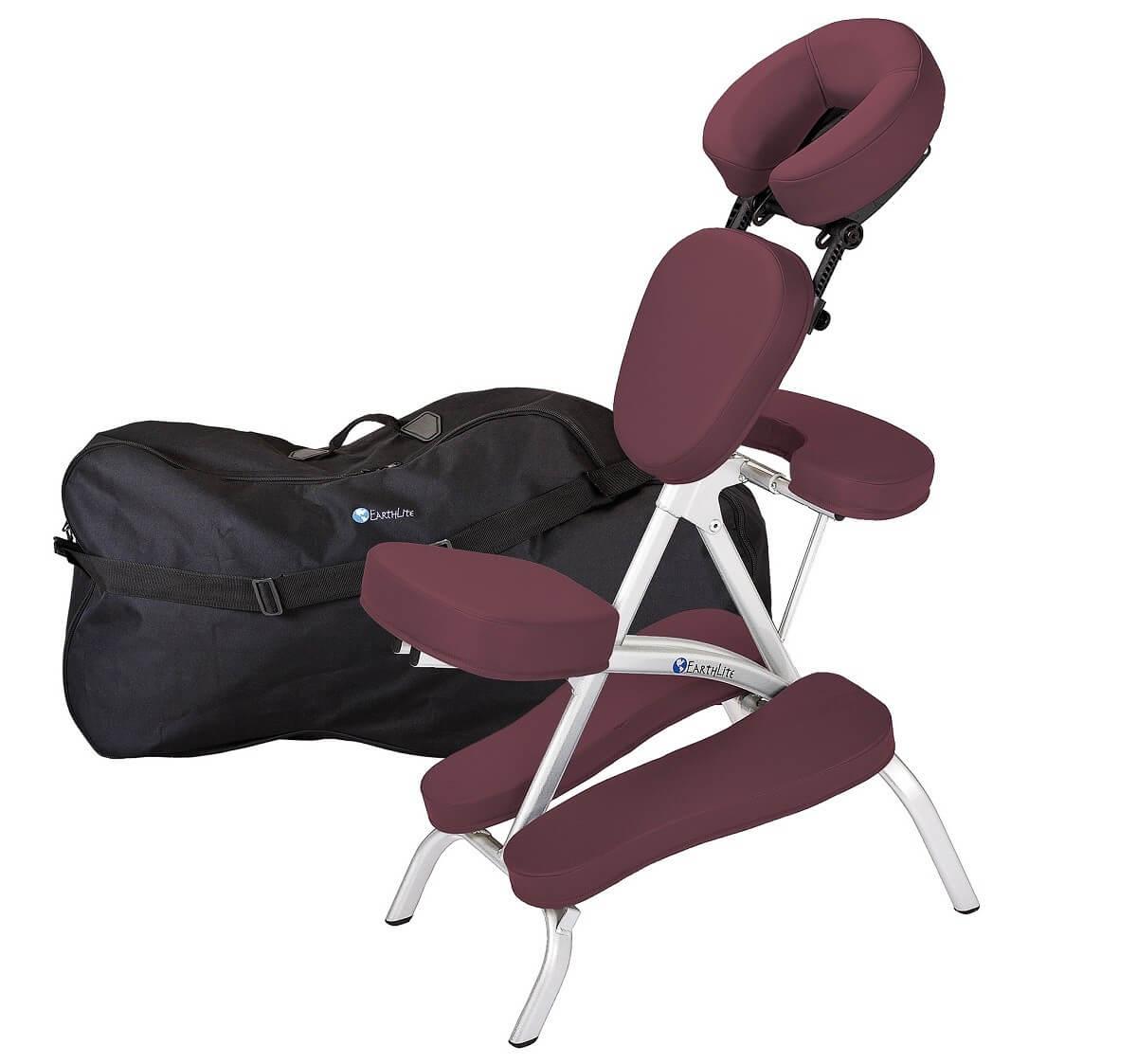 Переносные стулья для массажа