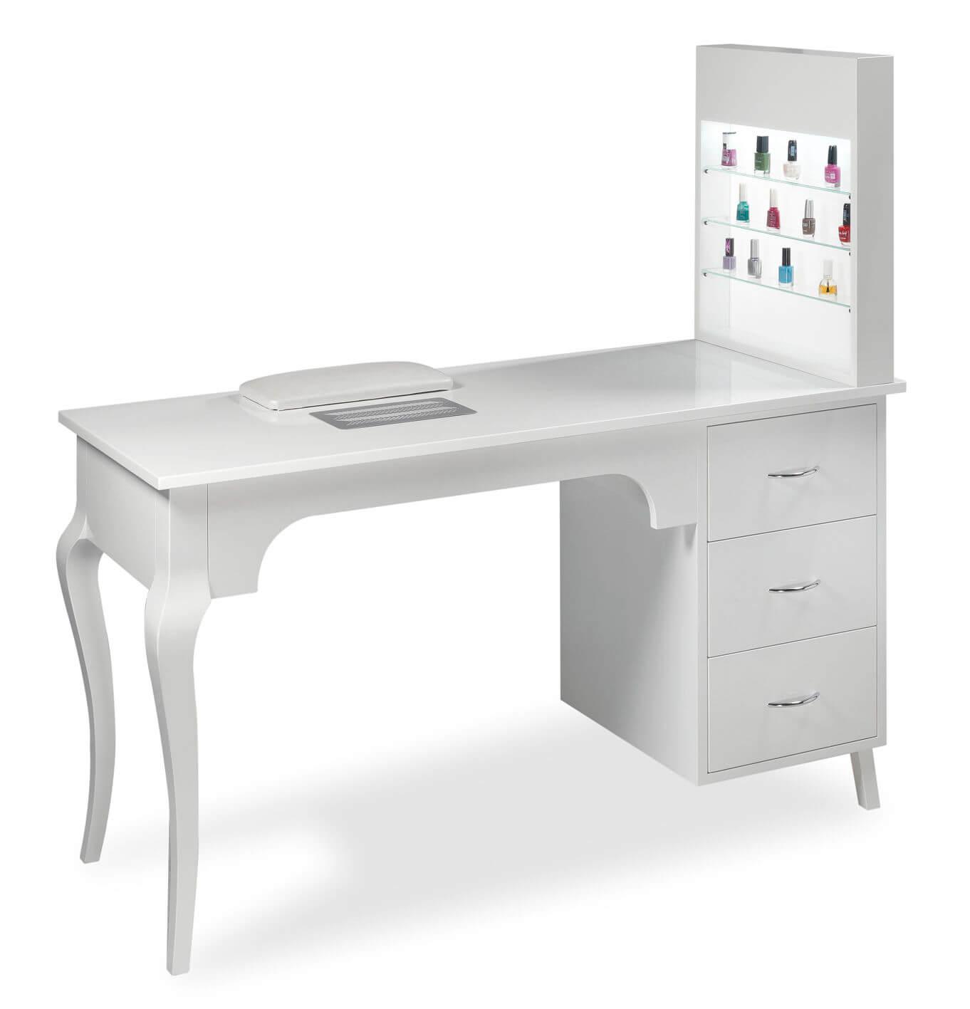 для маникюра 288x300 - Выбираем маникюрный стол. Главный элемент рабочего пространства мастера по маникюру