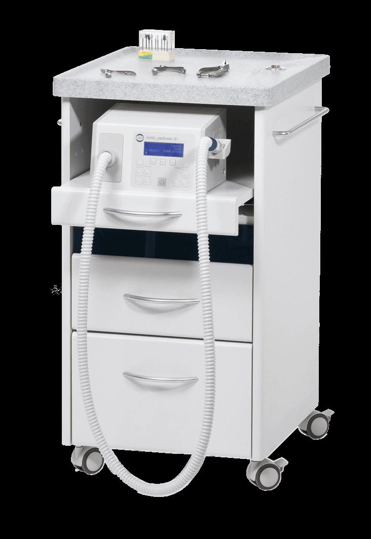 тумба Maxi S - Обзор и рейтинг педикюрных тумб с UV