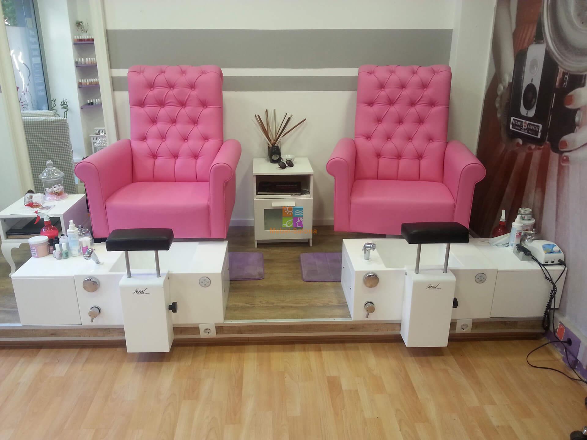 кресла в салон - 5 лучших педикюрных кресел