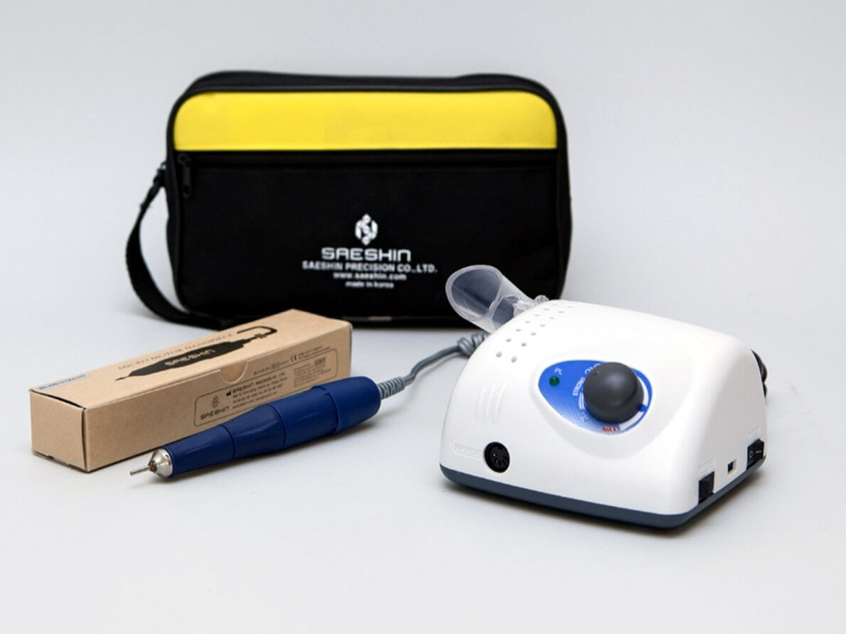 210 - Топ 8 аппаратов для педикюра