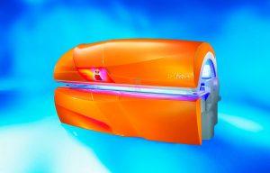 турбо-солярий S-55 Qeen Berry Twin Power - Soltron M