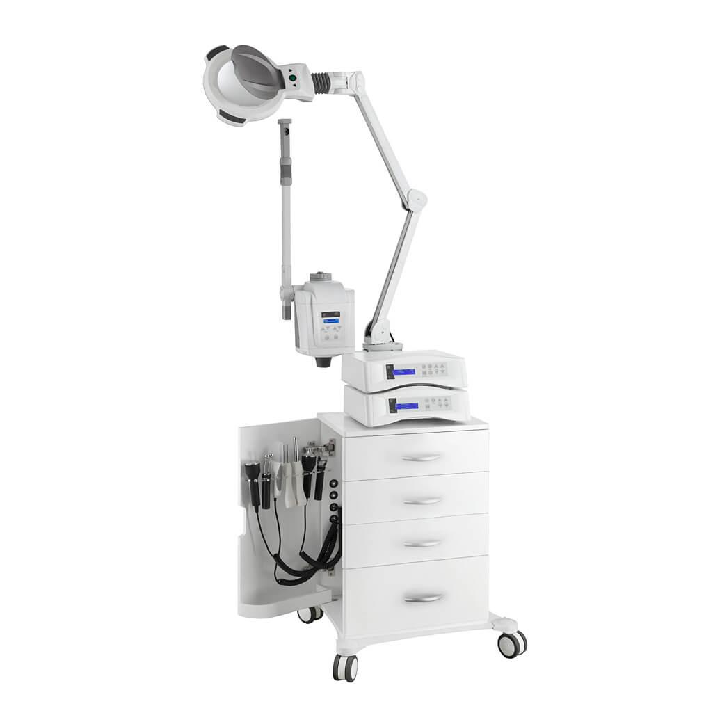 косметологических аппаратов 1 - Косметологические аппараты, свойства задачи и применение
