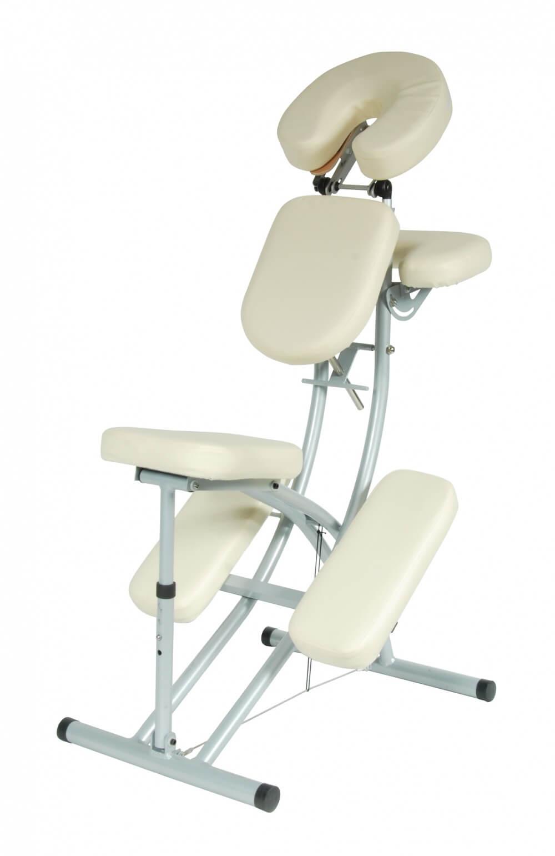 Складной стул для массажа MA-01 DE LUXE (MA03 (МСТ-3АЛ)