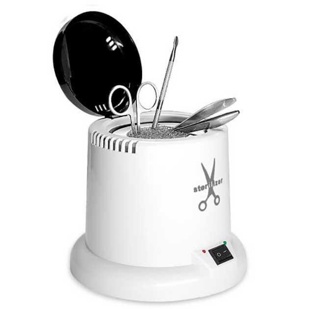для маникюрных инструментов MHZ 6106 - Рейтинг 8 популярных шариковых стерилизаторов