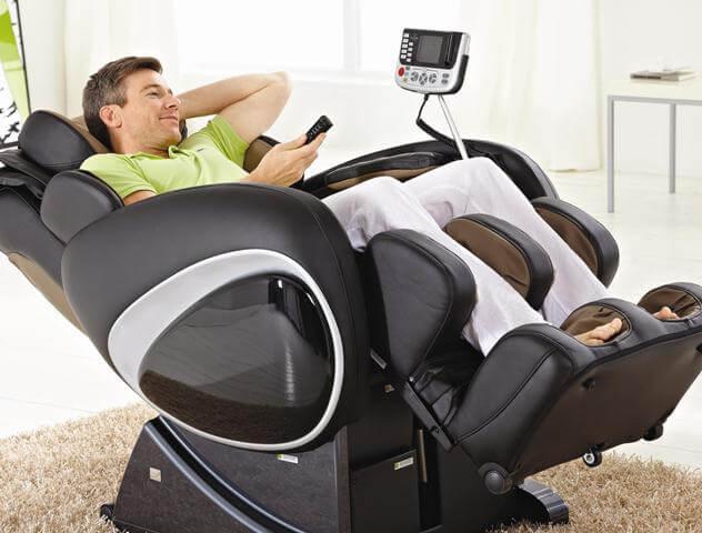 кресла рейтинг - 6 лучших массажных кресел по версии портала