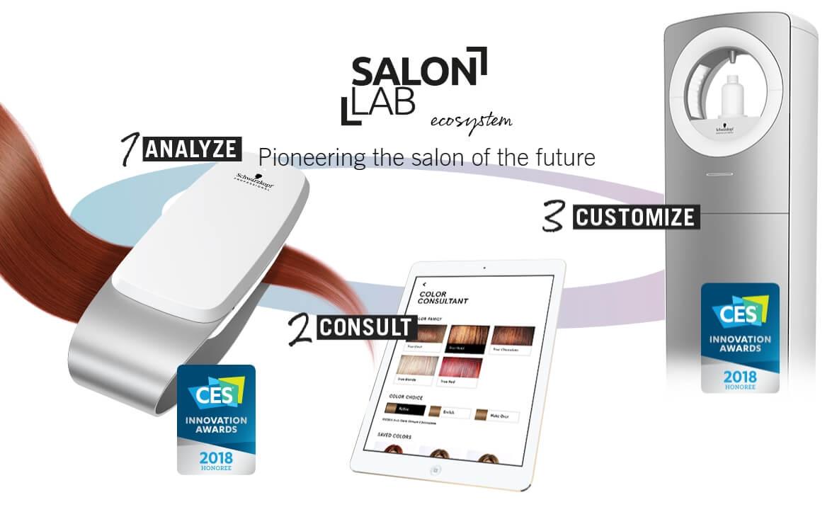 SalonLab Ecosystem от Schwarzkopf
