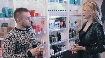 Интервью с Ириной Залевской
