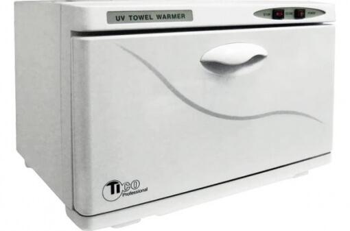 UMS Beauty TICO Professional - 8 лучших нагревателей для полотенец. Рейтинг и обзор.