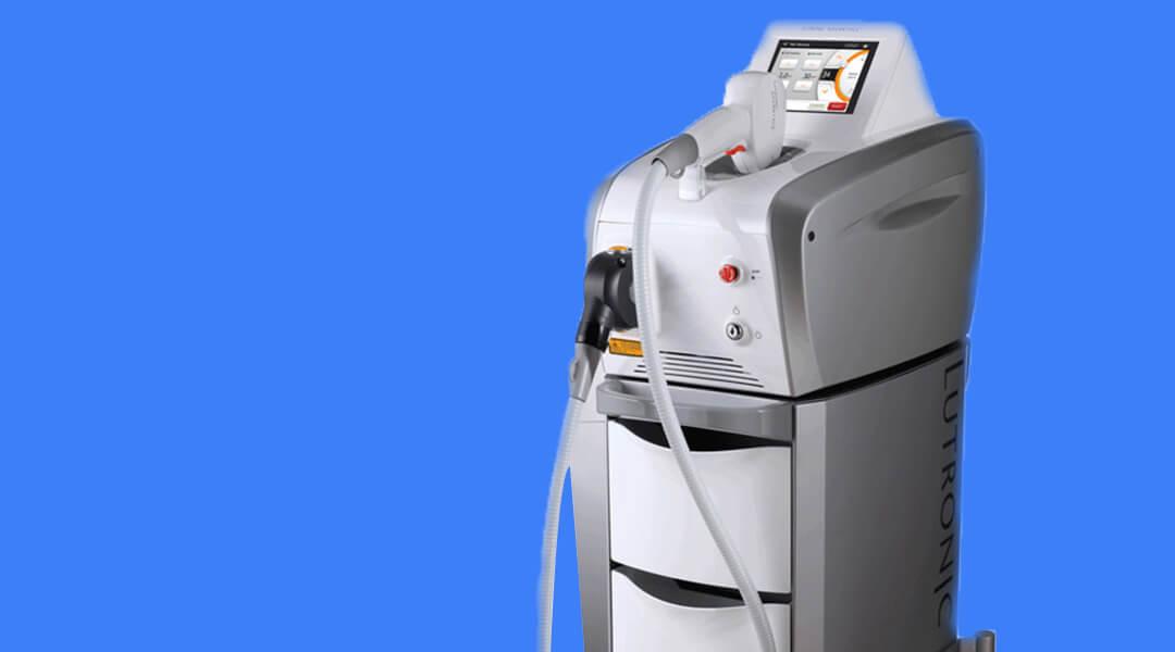 Lutronic - Лучший лазер для эпиляции