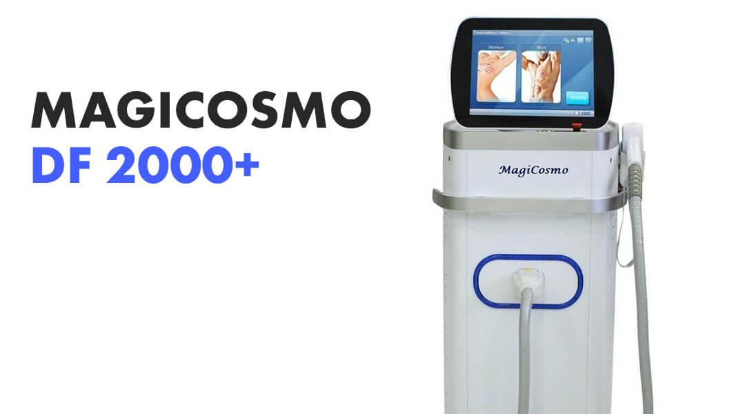 MAGICOSMO - Лучший лазер для эпиляции