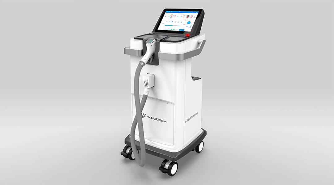 Wingderm - Лучший лазер для эпиляции