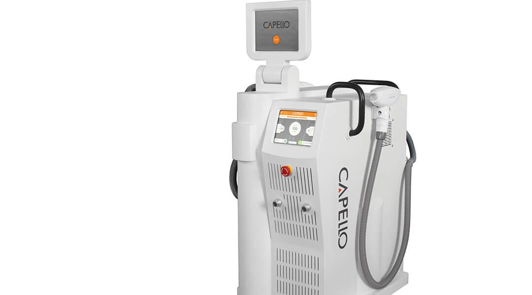 capello - Лучший лазер для эпиляции