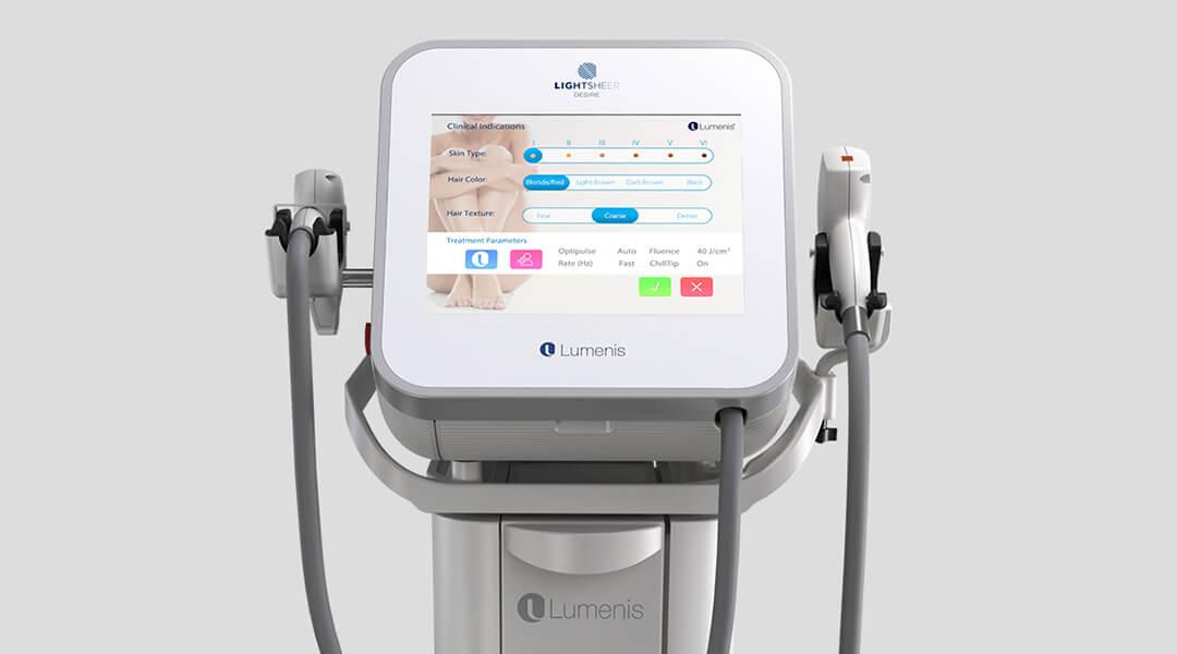 lumenis - Лучший лазер для эпиляции