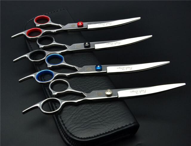 ножницы разной длины