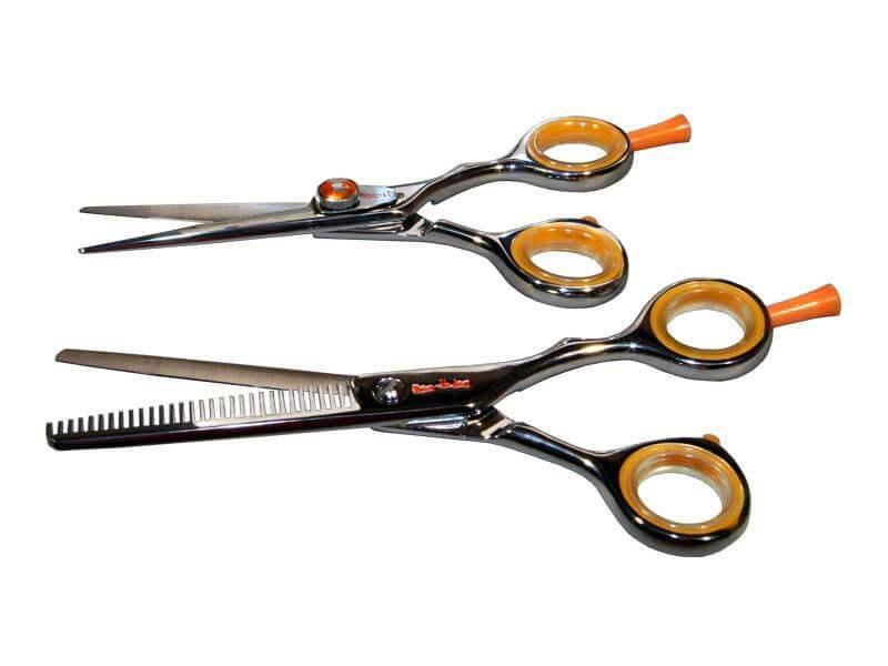 pryamyie i filirovochnyie - Как выбрать парикмахерские ножницы. Рейтинг, обзор и цены