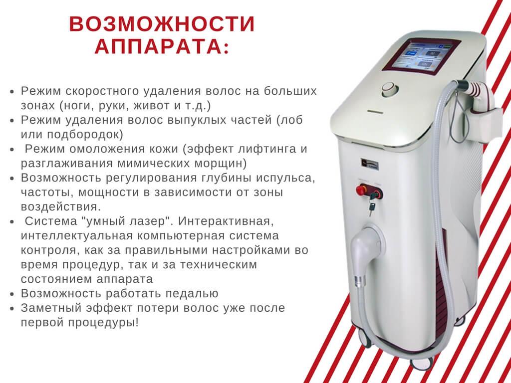 IMG 4339 1 - Диодные лазеры с регистрационным удостоверением