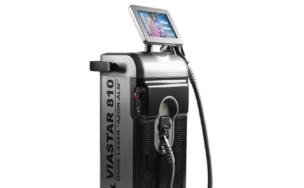 Viastar 810.png 1 - Диодный лазер для эпиляции - рейтинг лучших аппаратов