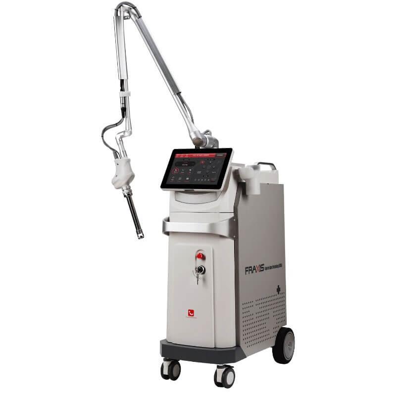 Fraktsionnyiy lazer Fraxis CO2 - Фракционные лазеры в косметологии - CO2, эрбиевые, диодные