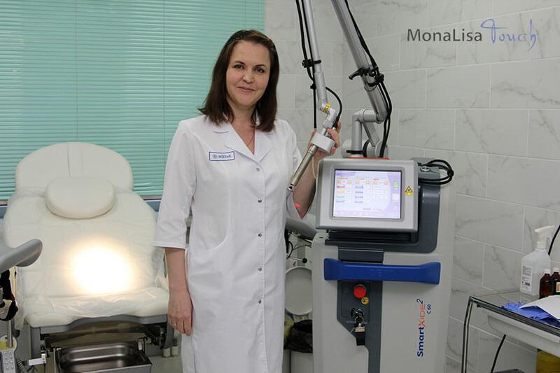 Фракционный лазер Mона Лиза Touch