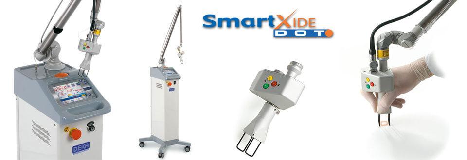 Фракционный лазер SmartXide DOT