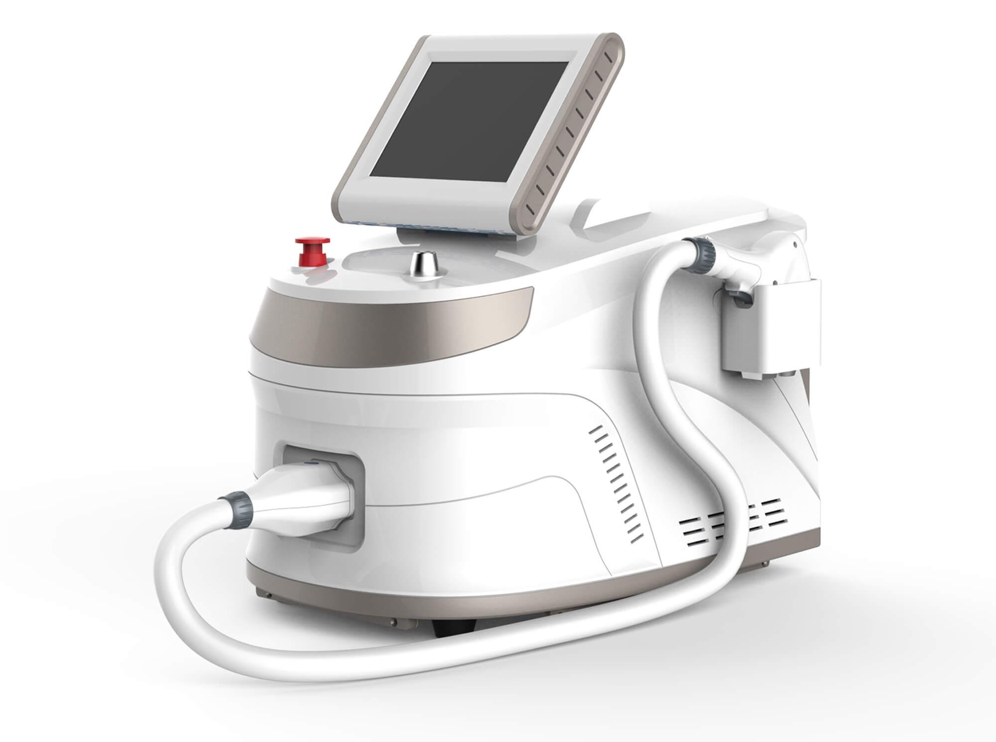 01 - Диодный лазер SL-600 - обзор аппарата для эпиляции