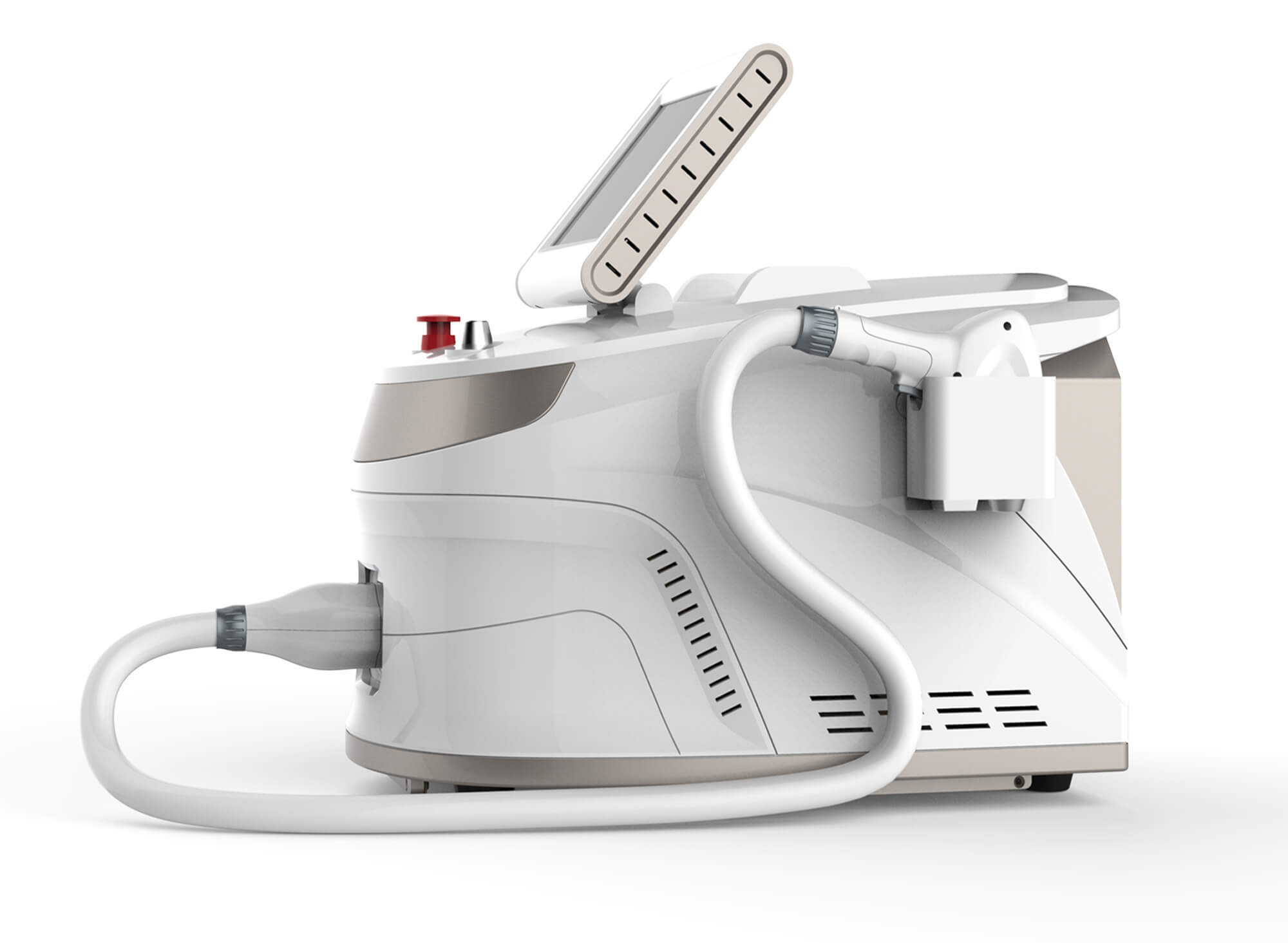 02 - Диодный лазер SL-600 - обзор аппарата для эпиляции