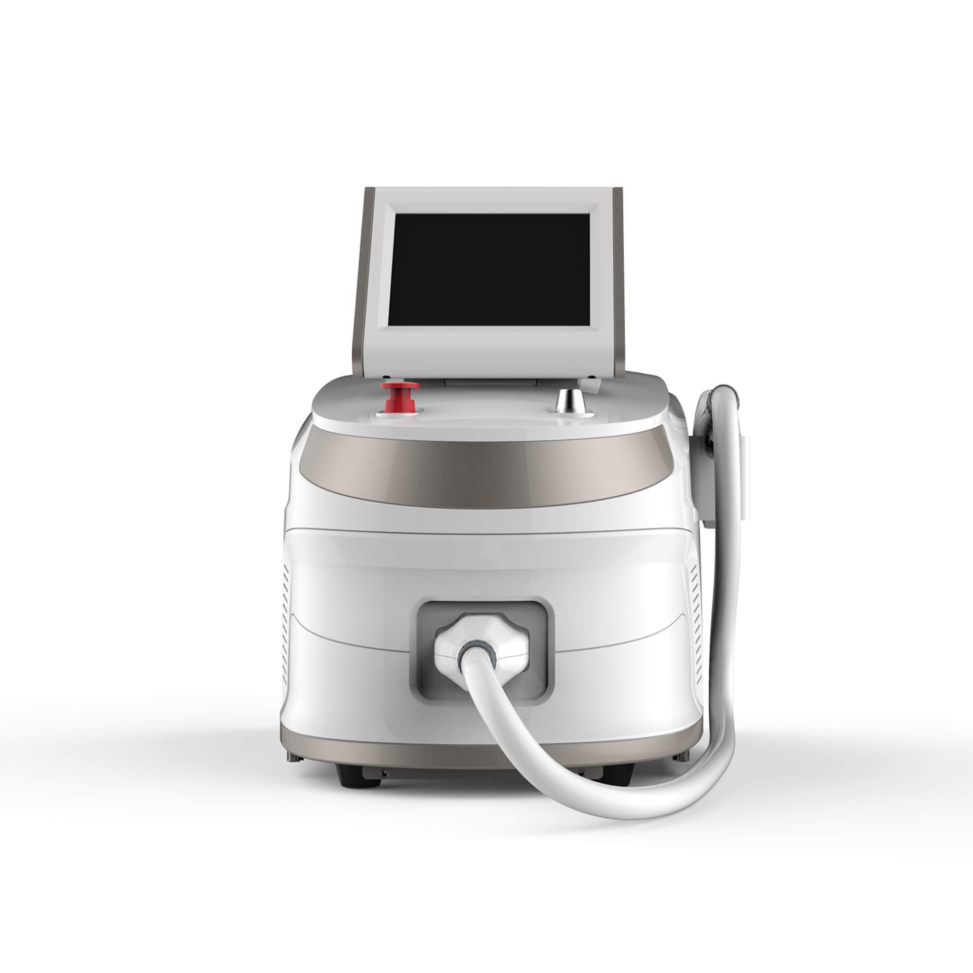 03 - Диодный лазер SL-600 - обзор аппарата для эпиляции
