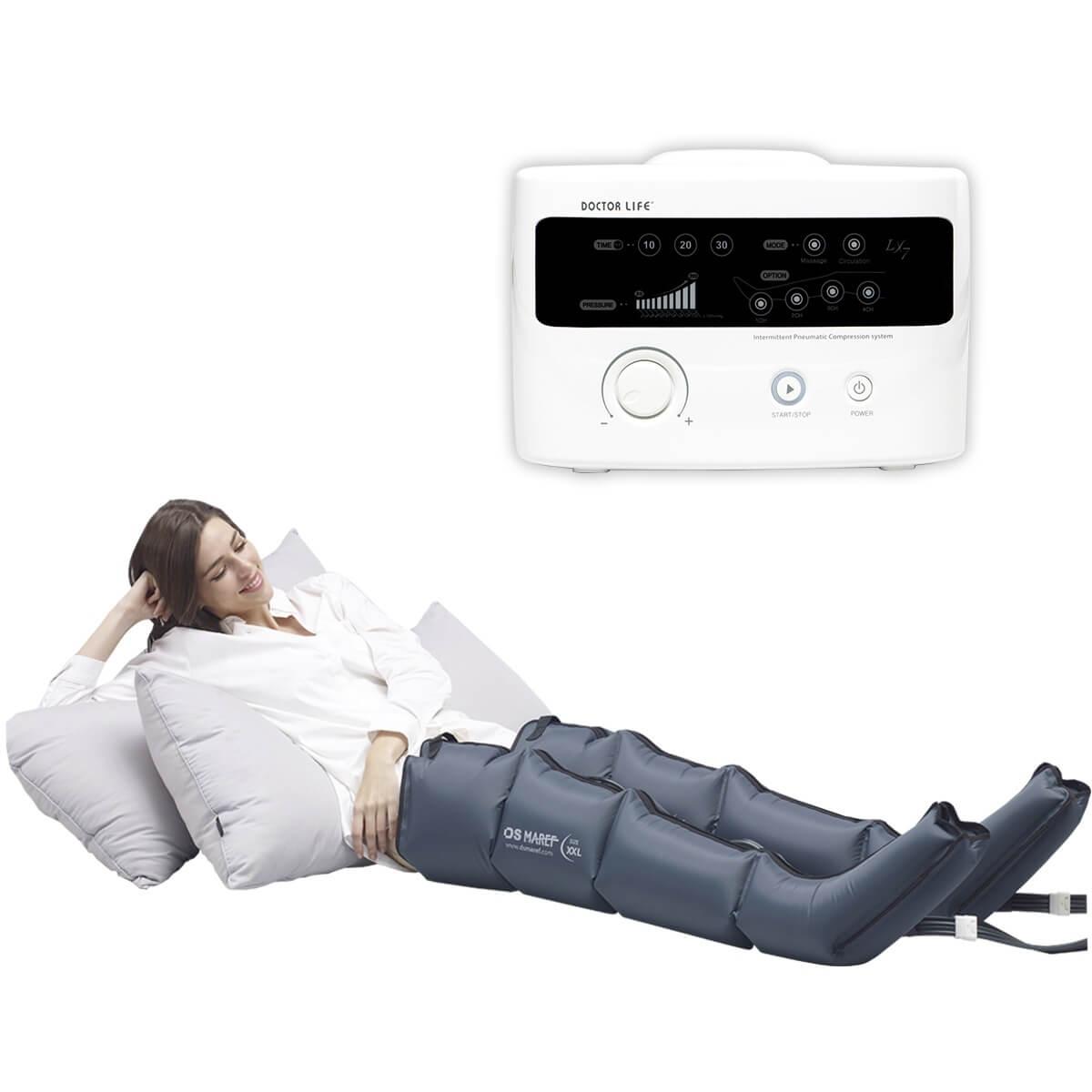 Doctor life LX7 - Рейтинг аппаратов для прессотерапии