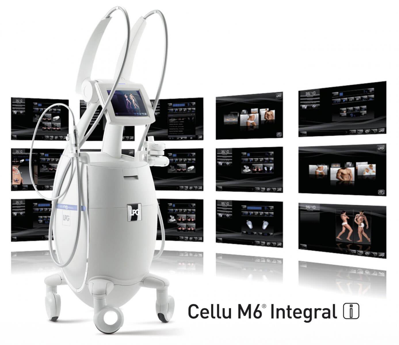 integral wirtualny trener11 - LPG Cellu M6 Integral - обзор аппарата