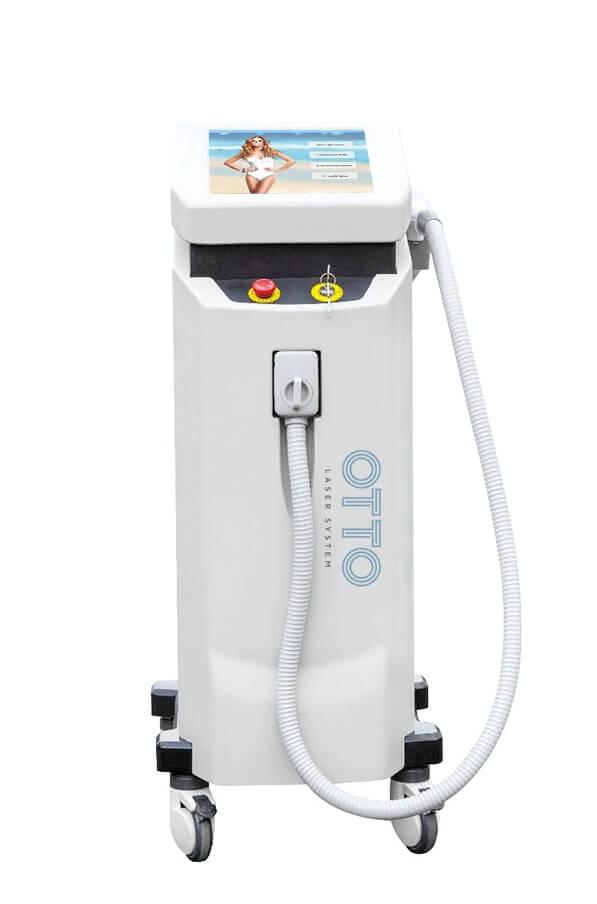 diodnyiy lazer otto - Обзор аппаратов для лазерной эпиляции OTTO Laser
